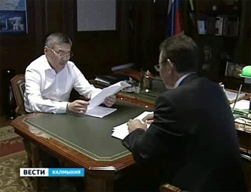 Алексей Орлов и Владимир Шовунов обсудили проблемы здравоохранения