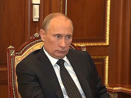 Владимир Путин выступит на общем собрании РАН