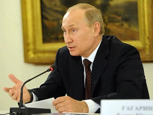 Владимир Путин встретится со сборной России по хоккею