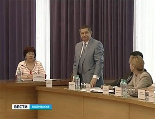 Алексей Орлов официально представил зампреда правительства Юрия Алпатова