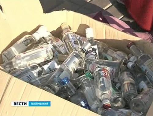 Более 100 человек в Калмыкии дали обет трезвости