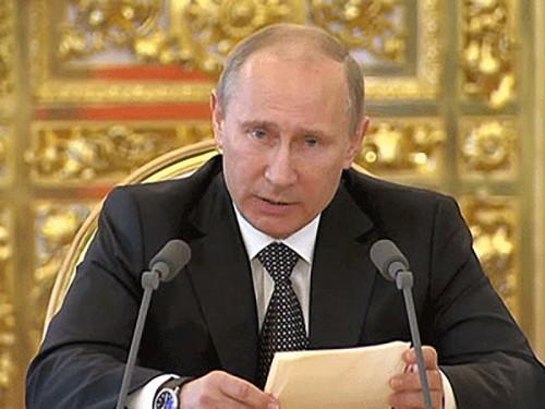 Владимир Путин озвучил бюджетные приоритеты