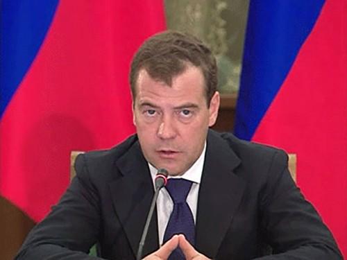 Медведев: Владивосток полностью готов к проведению саммита АТЭС