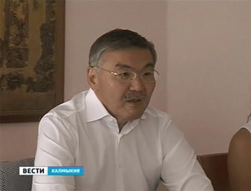 Орлов: в Калмыкии есть светлое и ясное будущее