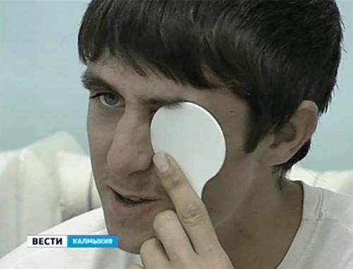 В Калмыкии наблюдается рост глазных заболеваний