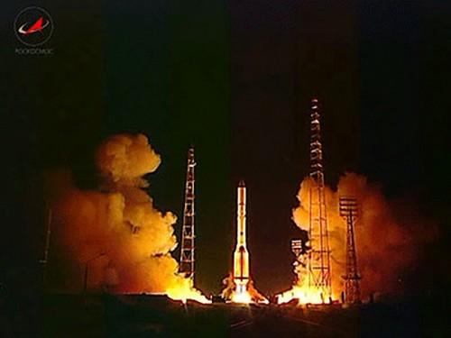 """Cпутники """"Экспресс-МД2"""" и Telkom3 не выведены на расчетную орбиту"""