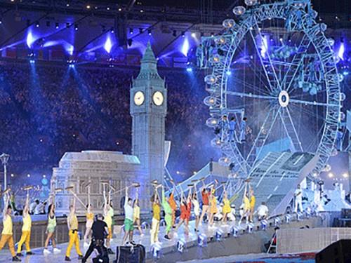 Олимпиада попрощалась с Лондоном