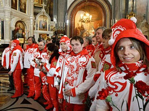 Путин встретится в Кремле с олимпийской сборной России