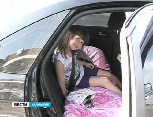 За 7 месяцев в ДТП в Калмыкии погибло 3 ребенка, 71 ранен