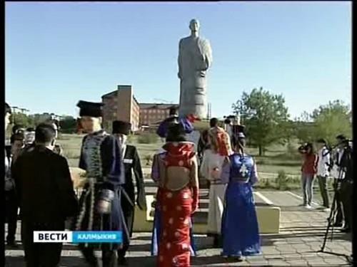 В Калмыцком университете открылся инновационный выставочный центр