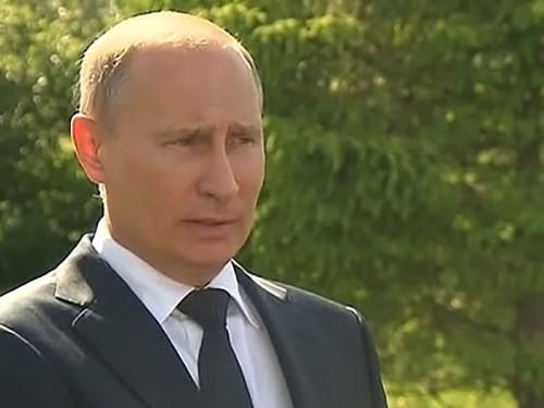 Владимир Путин приехал на прощание со старейшим маршалом