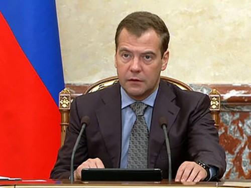 Медведев: в каждом регионе должна быть карта доступности для инвалидов