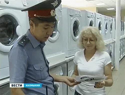 """Операция """"Безопасный дом, подъезд, квартира» стартовала в Калмыкии"""
