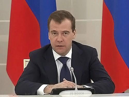 Дмитрий Медведев подписал указ о создании Общественного телевидения