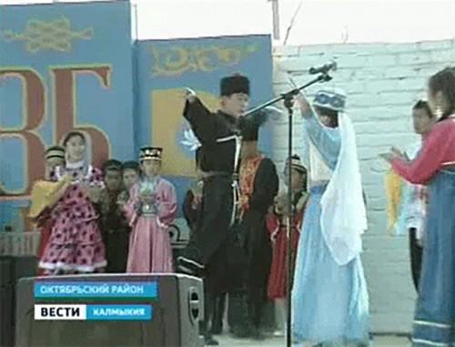 Октябрьский район отмечает 35-летний юбилей