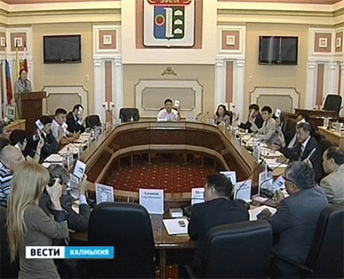 Внесены изменения в бюджет Элисты на 2012 год