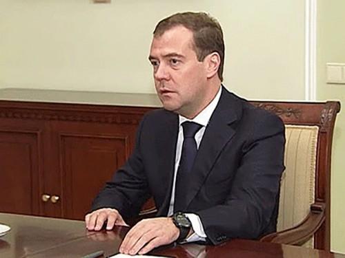 Медведев: проект бюджета будет внесен в Госдуму в ближайшие два дня