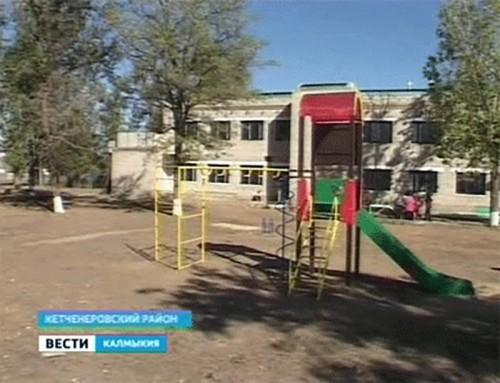 В Кетченеровском районе к открытию готовится новый детсад