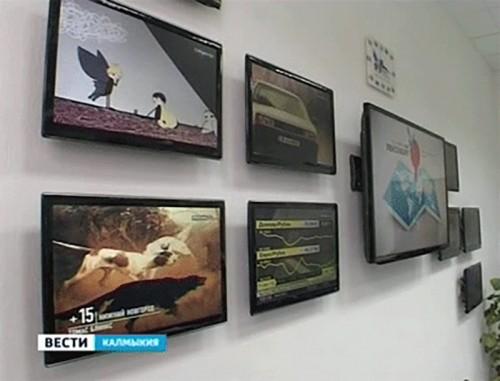 В Калмыкии цифровым вещанием охвачено более 67% населения