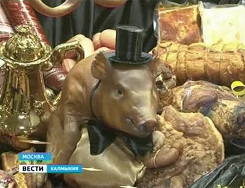 """На выставке """"Золотая осень"""" Калмыкию представляют ведущие племенные хозяйства"""