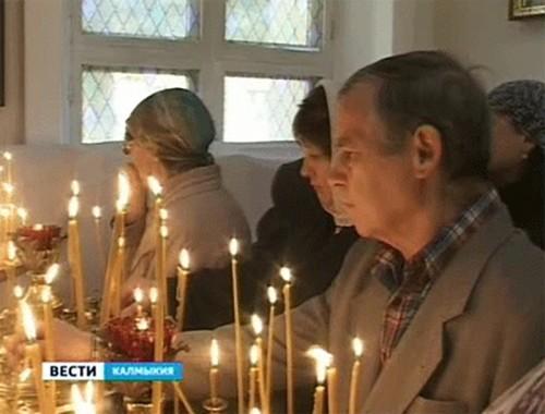 В праздник Покрова Пресвятой Богородицы священники навестили заключенных