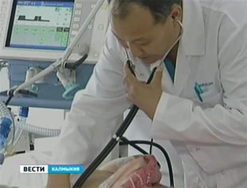 Калмыцкие анестезиологи отмечают профессиональный праздник