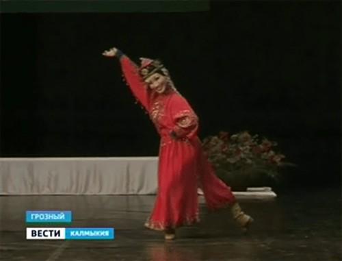"Солистка ансамбля ""Тюльпан"" победила на Международном фестивале танца им. М.Эсамбаева"