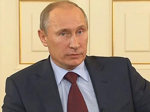 Владимир Путин встретится с главой Южной Осетии