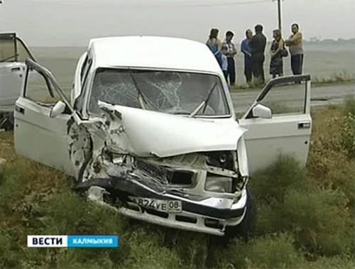 В Калмыкии от управления автомобилем отстранено 47 пьяных водителей