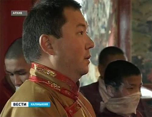 Калмыкия отмечает двойной юбилей Тэло Тулку Ринпоче