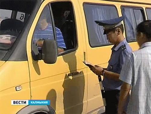 """Операция """"Автобус"""" выявила 236 нарушений ПДД водителями общественного транспорта"""