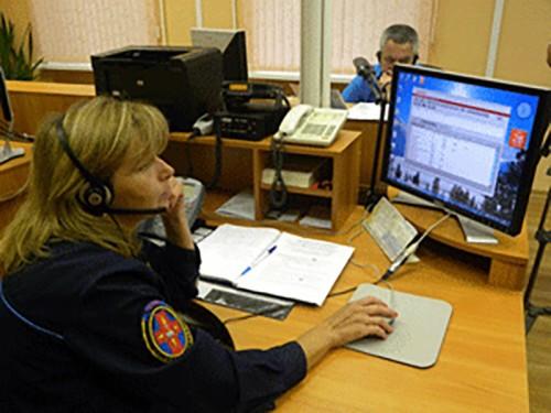 В Элисте начала работу Единая дежурно-диспетчерская служба