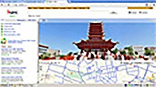 Новые панорамы Элисты на Яндекс.Картах