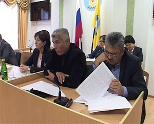 Общественный совет при МВД Калмыкии обсудил проблему алкоголизации