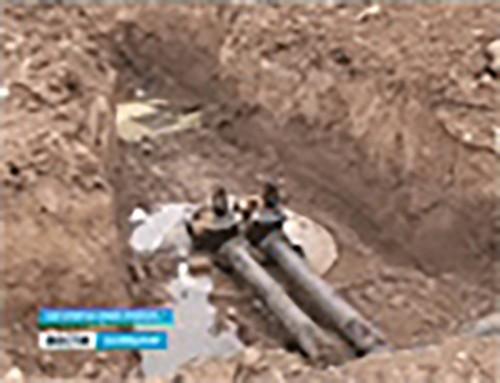 Нелли Ткачева проинспектировала строительство водозаборных сооружений в Октябрьском районе