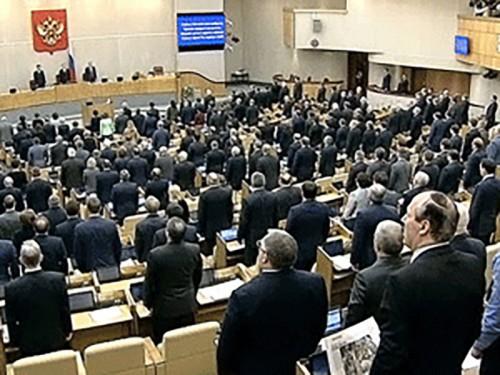 """В Госдуму внесен проект закона об отмене """"закона Димы Яковлева"""""""