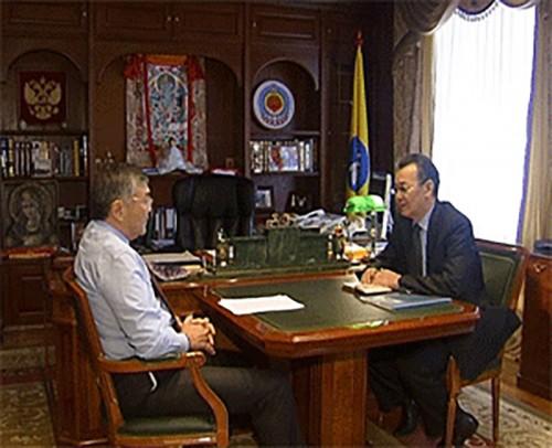 Муниципальные медучреждения Калмыкии будут переданы в собственность республики