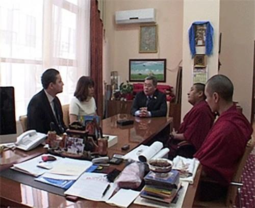 В Калмыкии разработана программа по поддержке социальных некоммерческих организаций