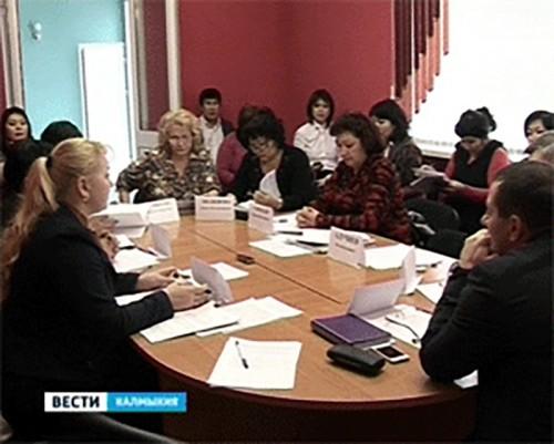 Экспертный совет Калмыкии обсудил проект закона о патентной системе налогообложения