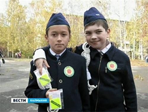 Детям придется носить одежду со светоотражающими полосками