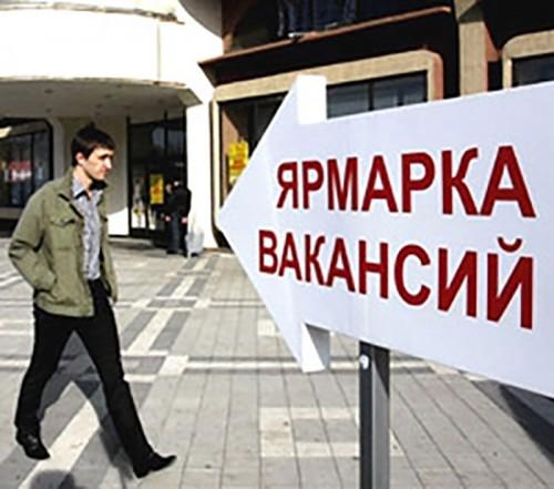 Соискателям работы предложили более 800 вакансий
