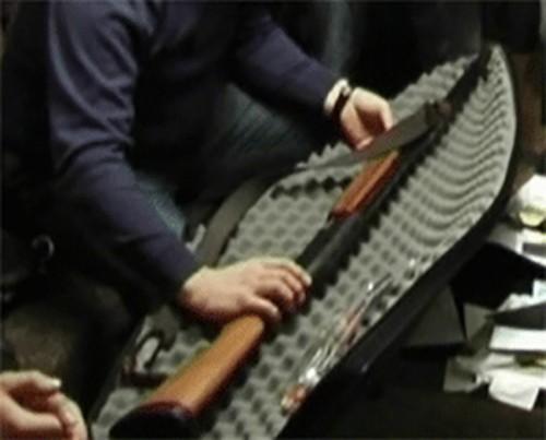 В Калмыкии у жителя Тамбовской области изъяты патроны и незарегистрированное ружье
