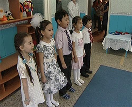В детсаде Элисты открылась дополнительная группа на 28 мест