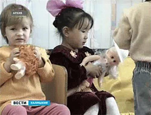 """В Калмыкии началась реализация проекта """"России важен каждый ребенок"""""""