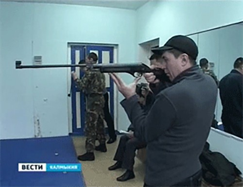 """Сотрудники МВД — лучшие в спартакиаде """"Динамо"""""""