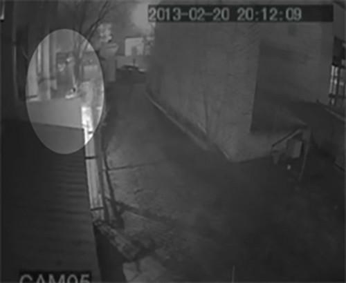 Камеры видеонаблюдения зафиксировали факт выноса папок из Элистинской территориальной комиссии