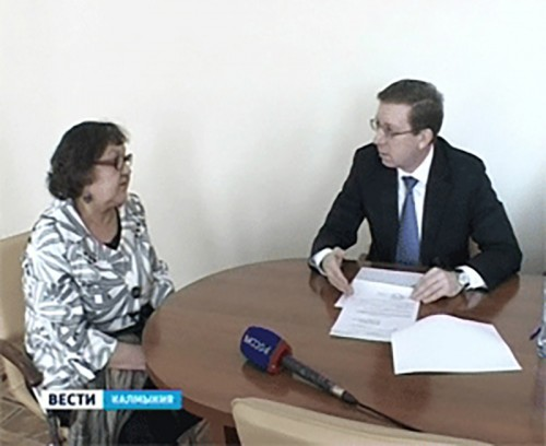 Несогласные с условиями переселения жители ул. Хомутникова обратились к Алексею Майорову