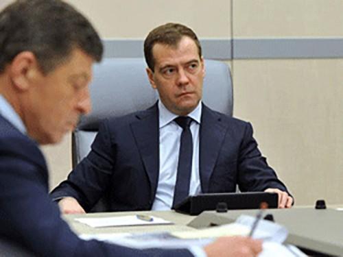 Правительство России учредило 40 премий в области науки и техники
