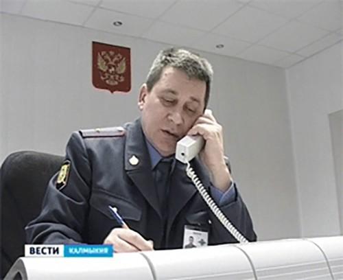 За неделю в Калмыкии зарегистрировано 110 преступлений