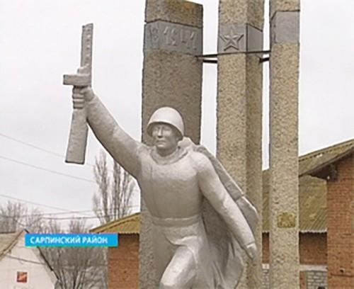 Казахское телевидение снимает фильм в Калмыкии о Герое Советского Союза Карсыбае Спатаеве